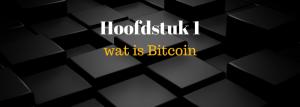 Wat is bitcoin eigenlijk? Hoe is het ontstaan en waarom is het zo populair?