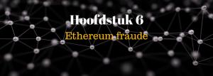 Hoe voorkom je Ethereum fraude, en bewaar jij je Ether veilig?