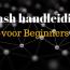 Dash beginner handleiding